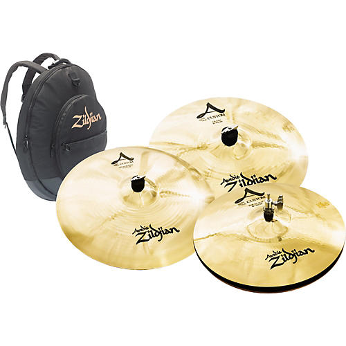 zildjian a custom 4 piece cymbal pack musician 39 s friend. Black Bedroom Furniture Sets. Home Design Ideas