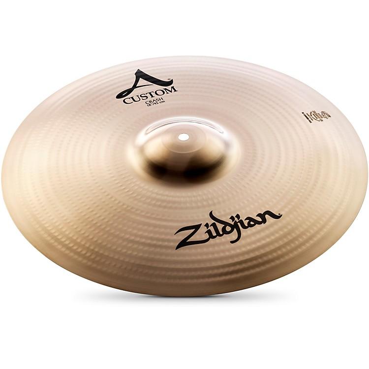 ZildjianA Custom Crash Cymbal18 Inches