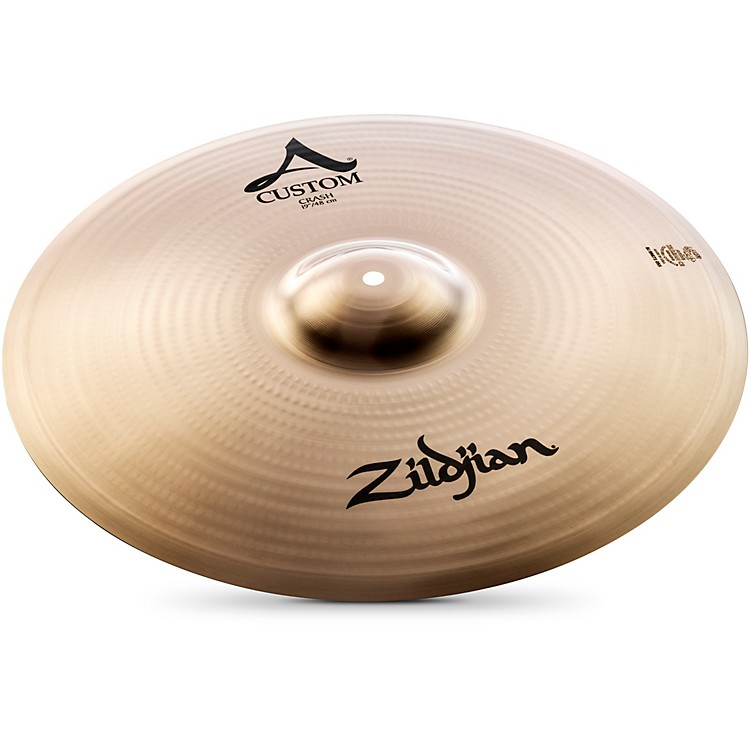 Zildjian A Custom Crash Cymbal  19 Inches