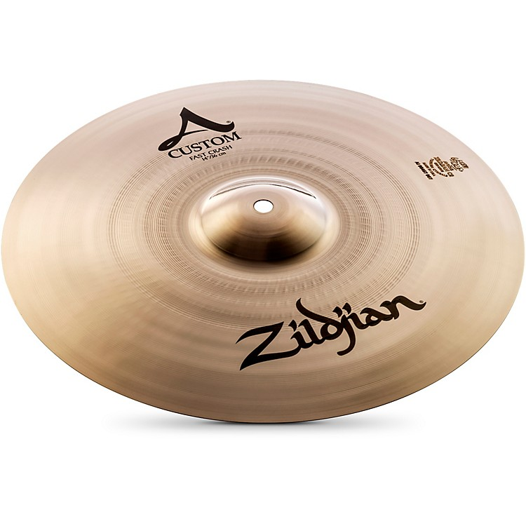 ZildjianA Custom Fast Crash14 Inches