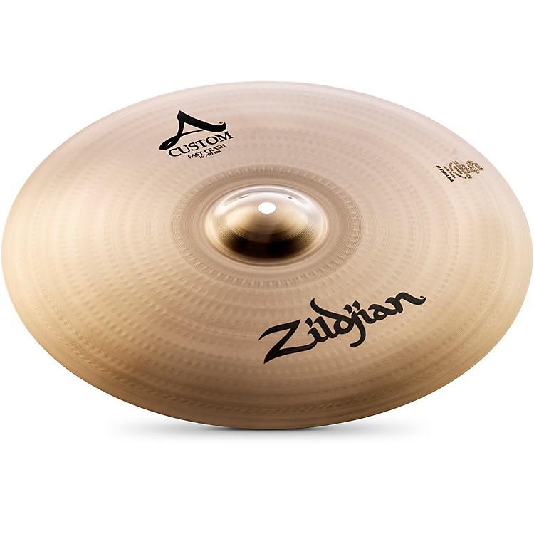 ZildjianA Custom Fast Crash16 Inches