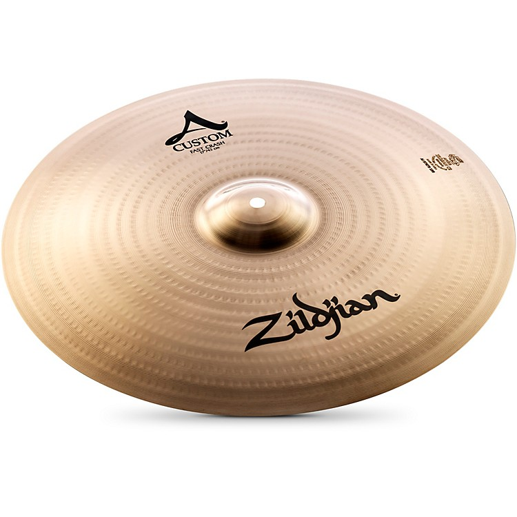 ZildjianA Custom Fast Crash17 Inches