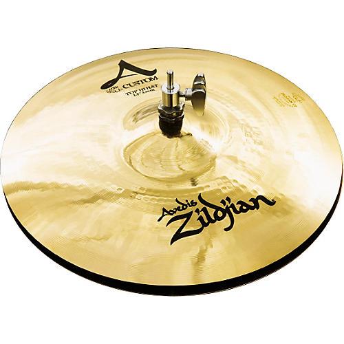 Zildjian A Custom Hi-Hat Pair
