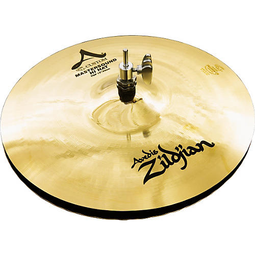 Zildjian A Custom Mastersound Hi-Hat Pair  13 in.