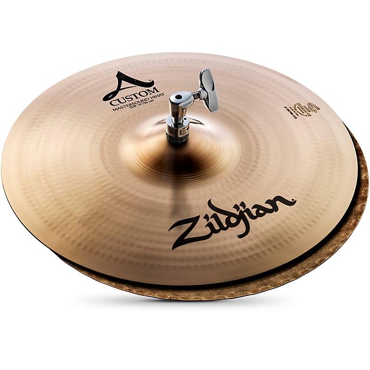 ZildjianA Custom Mastersound Hi-Hat Pair14 Inches