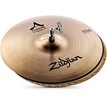 Zildjian A Custom Mastersound Hi-Hat Pair 15 in.
