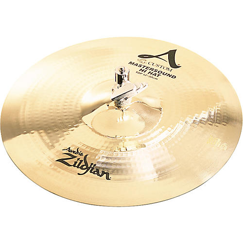 Zildjian A Custom Mastersound Hi-Hat Top