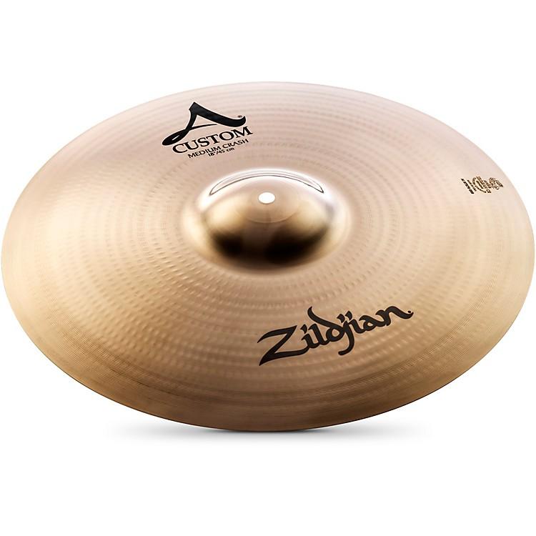 ZildjianA Custom Medium Crash18 Inches
