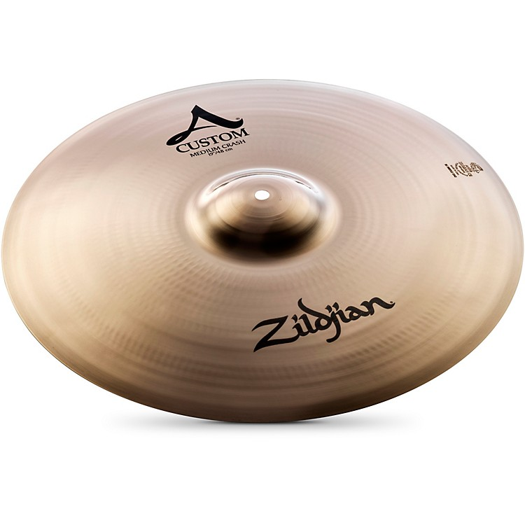 Zildjian A Custom Medium Crash  19 Inches