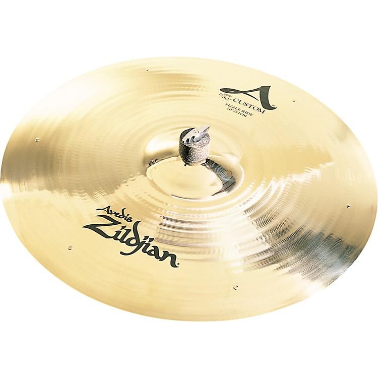 ZildjianA Custom Medium Sizzle Ride20 Inch