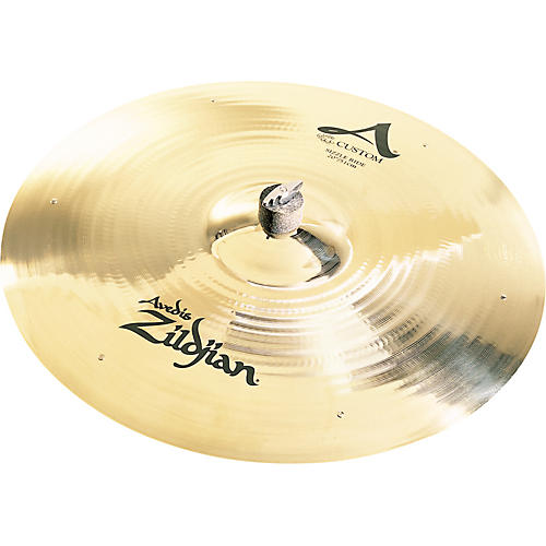 Zildjian A Custom Medium Sizzle Ride-thumbnail