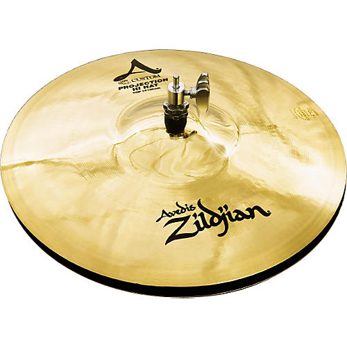 Zildjian A Custom Projection Hi-Hat Pair