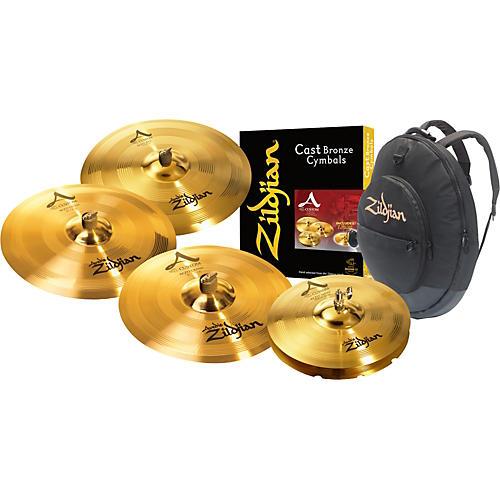 Zildjian A Custom ReZo Box Set