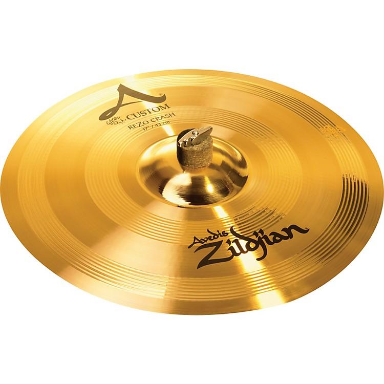 ZildjianA Custom Rezo Crash Cymbal17