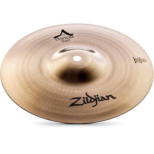 Zildjian A Custom Splash Cymbal-thumbnail