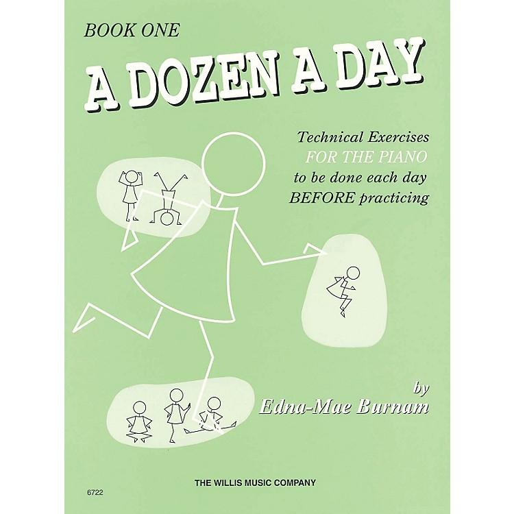Hal LeonardA Dozen A Day Book 1 (Green cover)