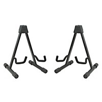 A-Frame Acoustic Guitar Stand 2-Pack