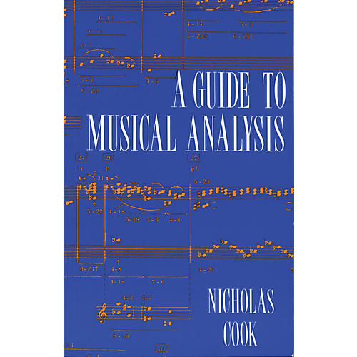 WW Norton A Guide To Musical Analysis