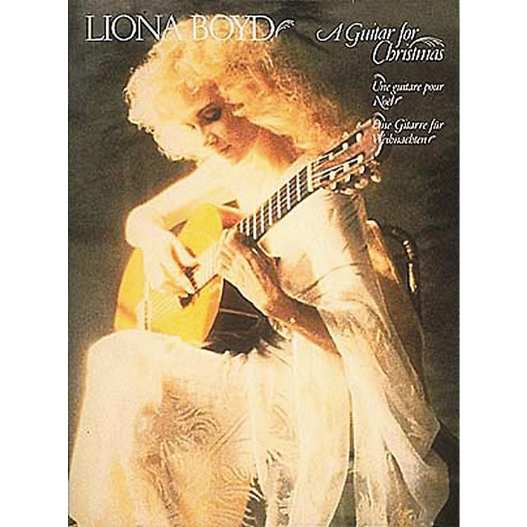 Hal LeonardA Guitar for Christmas Tab Songbook
