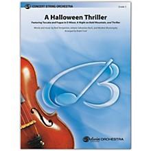 BELWIN A Halloween Thriller 3