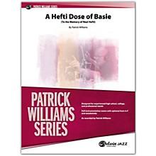 BELWIN A Hefti Dose of Basie 4 (Medium Advanced / Difficult)