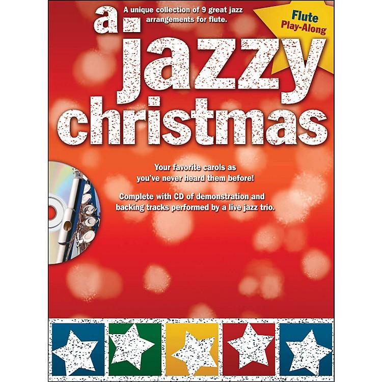 Hal LeonardA Jazzy Christmas - Flute Play-Along Book/CD