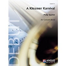 Anglo Music Press A Klezmer Karnival (Grade 2.5 - Score Only) Concert Band Level 2.5 Composed by Philip Sparke