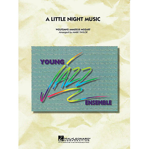 Hal Leonard A Little Night Music Jazz Band Level 3 Arranged by Mark Taylor-thumbnail