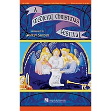 Hal Leonard A Medieval Christmas Festival 2-Part any combination arranged by Audrey Snyder