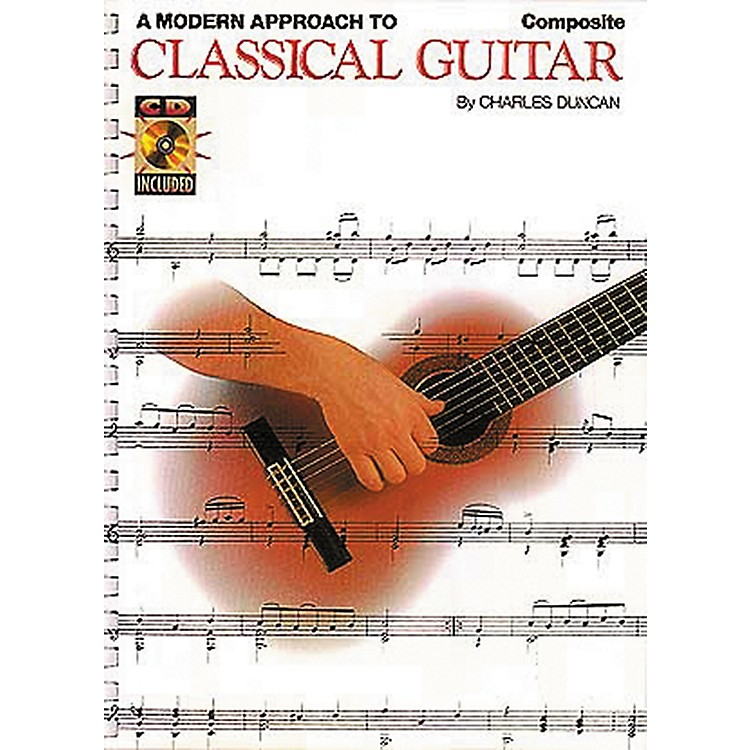 Hal LeonardA Modern Approach to Classical Guitar (Book and CD Package)