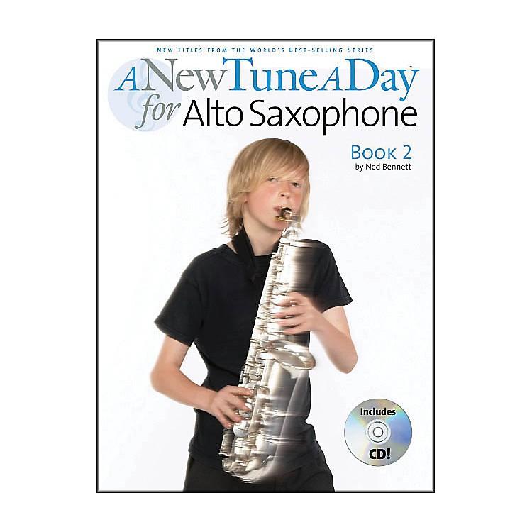 Music SalesA New Tune A Day Alto Sax Book 2 Book/CD