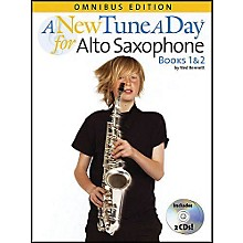 Music Sales A New Tune A Day Alto Sax Omnibus Book & 2 CD'S