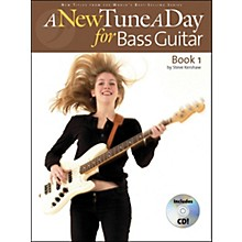 Music Sales A New Tune A Day Bass Guitar Book 1 with CD