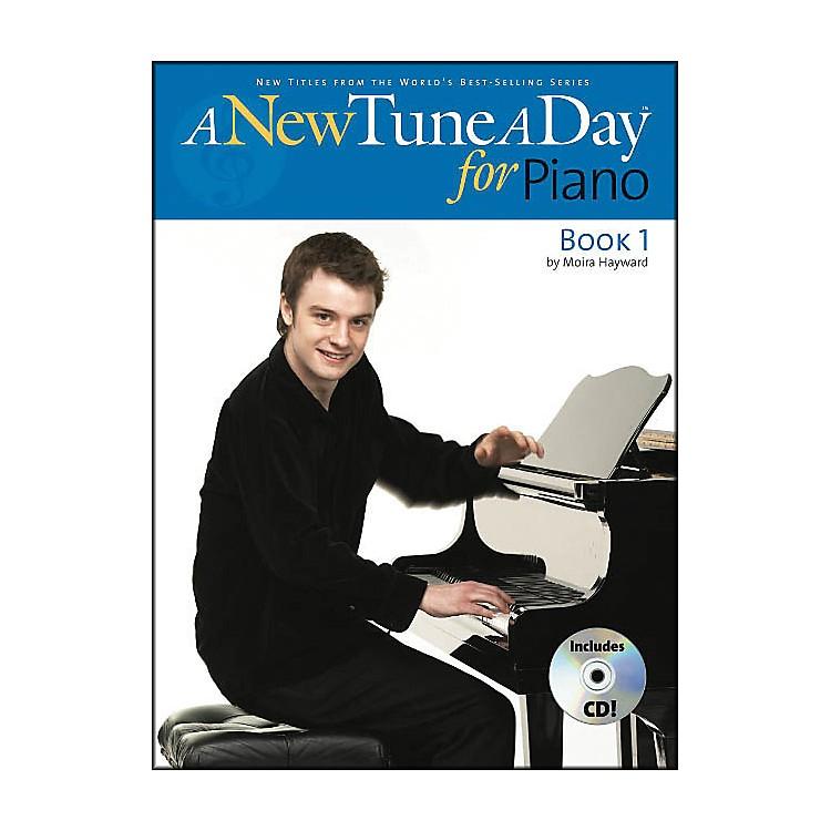 Music SalesA New Tune A Day Piano Book 1 Book / CD