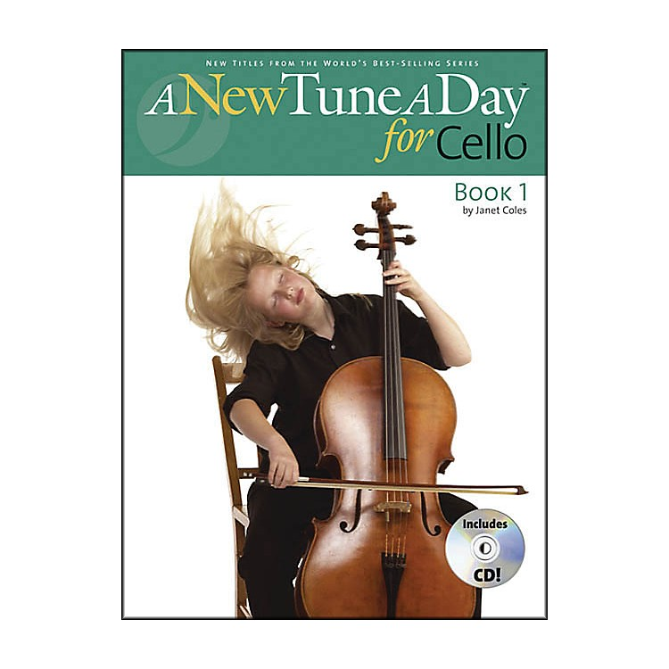 Music Sales A New Tune A Day for Cello Book/CD
