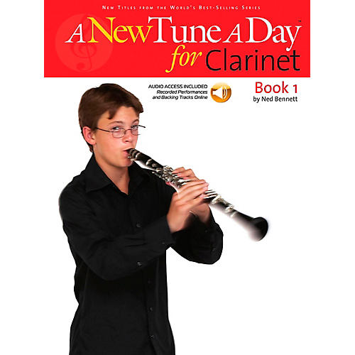 Music Sales A New Tune A Day for Clarinet Book 1 Book/CD