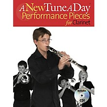 Music Sales A New Tune a Day - Performance Pieces for Clarinet Music Sales America BK/CD by Ned Bennett