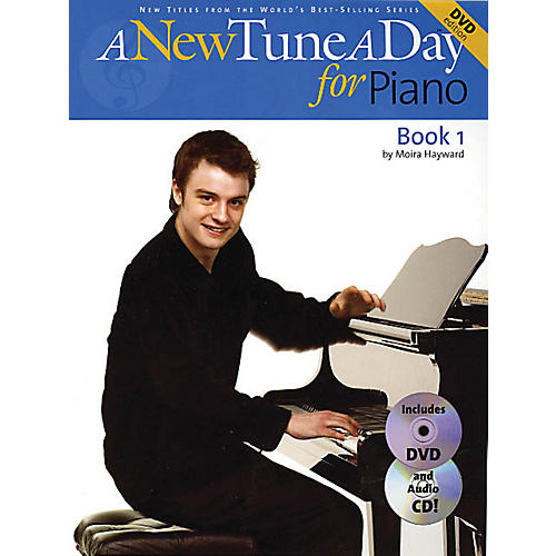 Music Sales A New Tune a Day - Piano, Book 1 Music Sales America Series Written by Moira Hayward-thumbnail