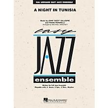 Hal Leonard A Night in Tunisia Jazz Band Level 2 by Dizzy Gillespie Arranged by Michael Sweeney