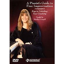 Homespun A Pianist's Guide to Free Improvisation (DVD) Homespun Tapes Series DVD