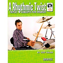 Hudson Music A Rhythmic Twist: Triplet Concepts for Drumset Book with MP3 CD by Jeff Salem