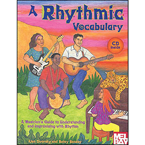 Mel Bay A Rhythmic Vocabulary