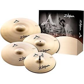zildjian a series 391 cymbal pack musician 39 s friend. Black Bedroom Furniture Sets. Home Design Ideas