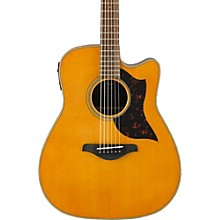 A-Series A1R Cutaway Dreadnought Acoustic-Electric Guitar Vintage Natural