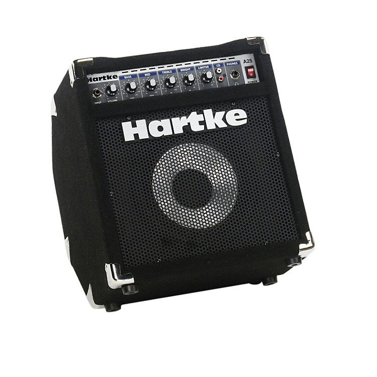 HartkeA Series A25 25 Watt 1x8