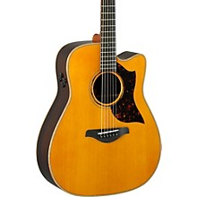 Open Box Yamaha A-Series A3R Dreadnought Acoustic-Electric Guitar