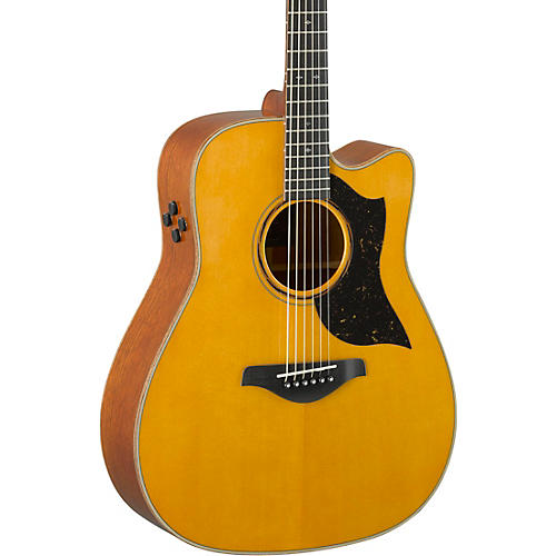 Yamaha A-Series A5M Cutaway Dreadnought Acoustic-Electric Guitar-thumbnail