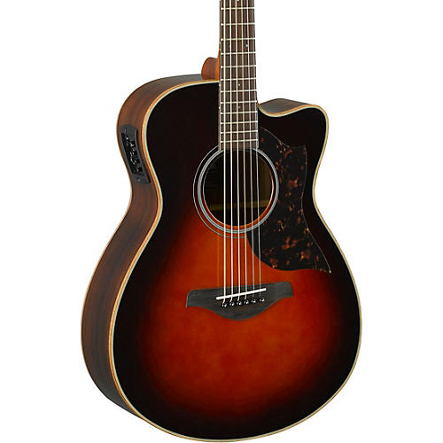 Yamaha A-Series AC1R Cutaway Concert Acoustic-Electric Guitar-thumbnail