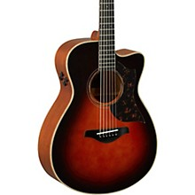 A-Series AC3M Cutaway Concert Acoustic-Electric Guitar Tobacco Sunburst