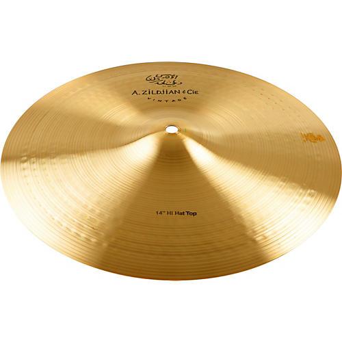 Zildjian A Series & CIE Vintage Hi-Hat Cymbal Top